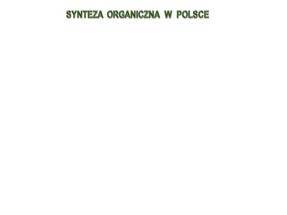 SYNTEZA ORGANICZNA W POLSCE