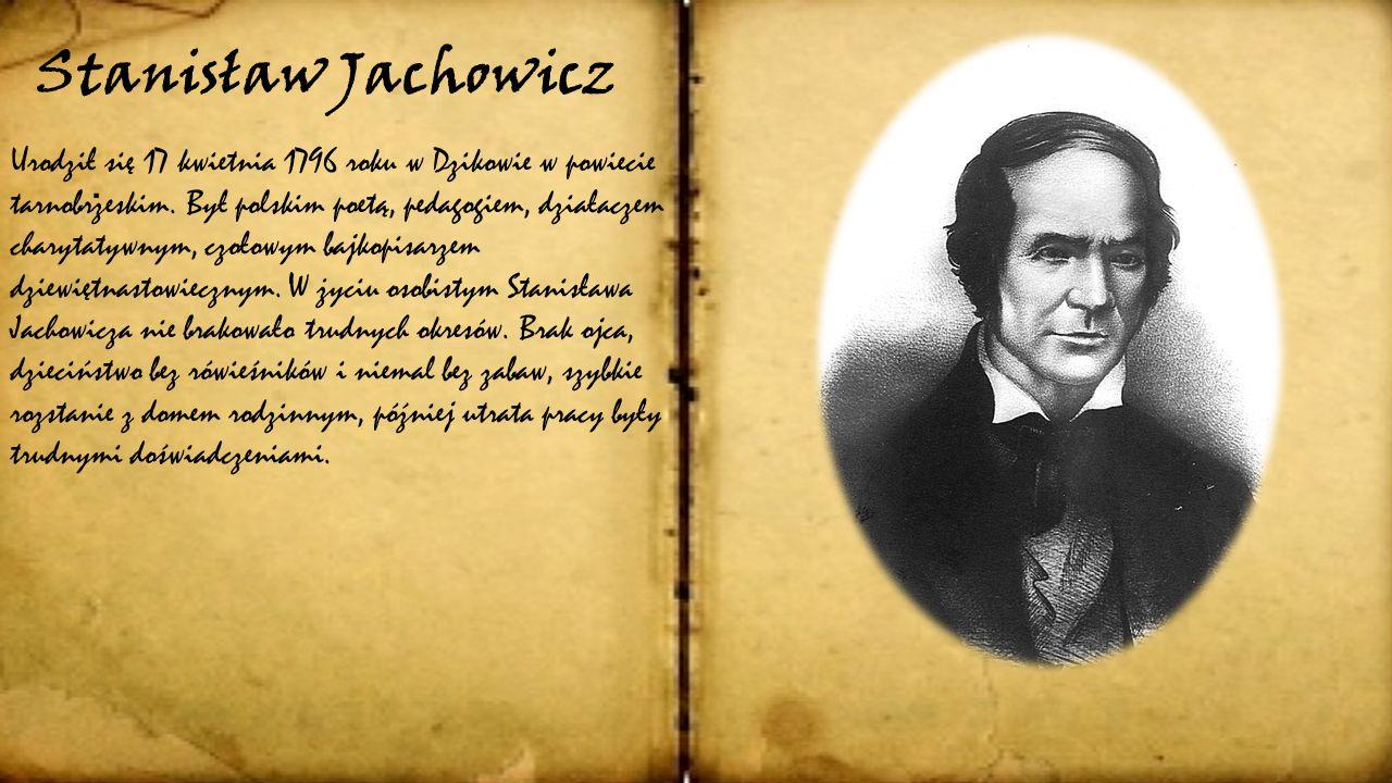 Stanisław Jachowicz .