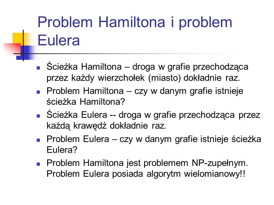 Problem Hamiltona i problem Eulera