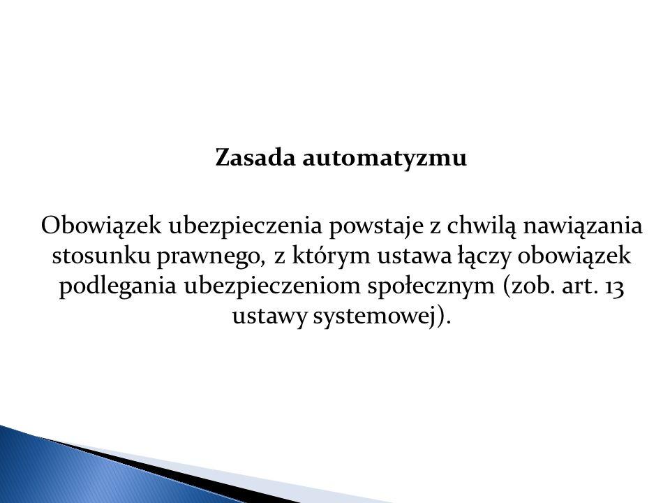 Zasada automatyzmu