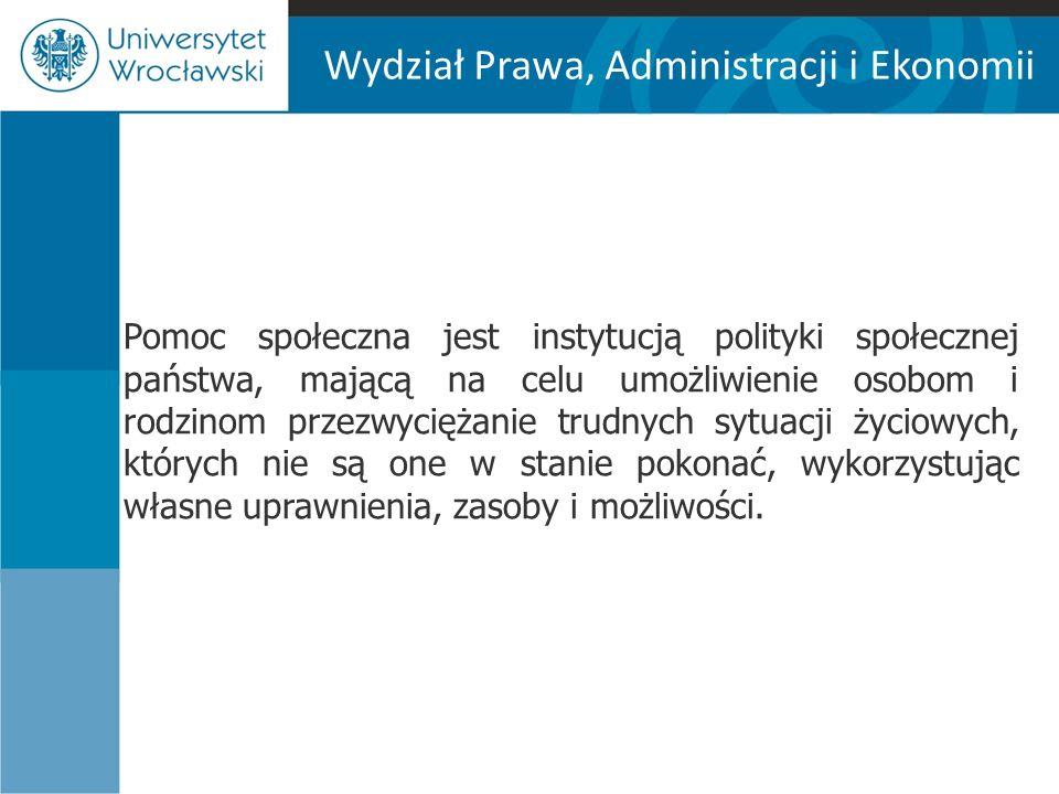 Wydział Prawa, Administracji i Ekonomii