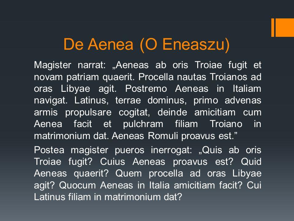 De Aenea (O Eneaszu)