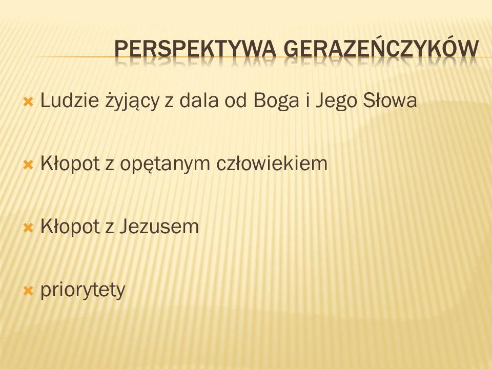 Perspektywa gerazeńczyków