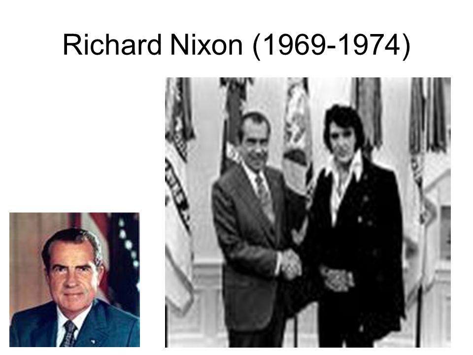 Richard Nixon (1969-1974)