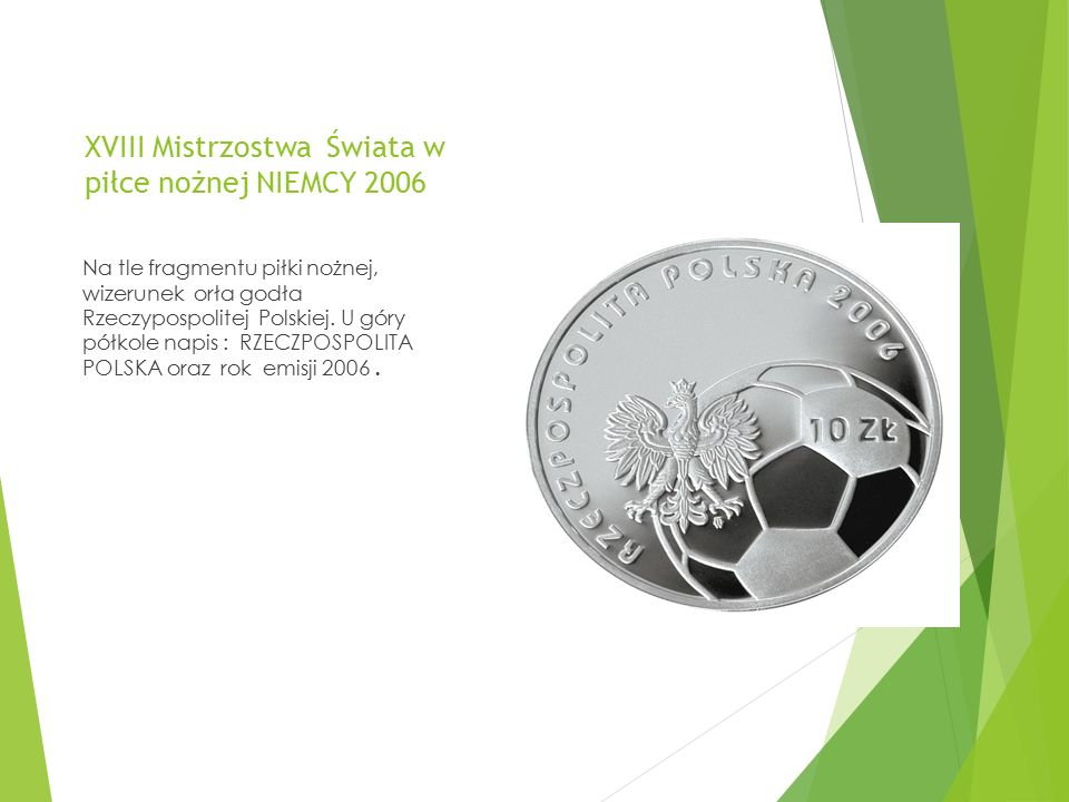 XVIII Mistrzostwa Świata w piłce nożnej NIEMCY 2006