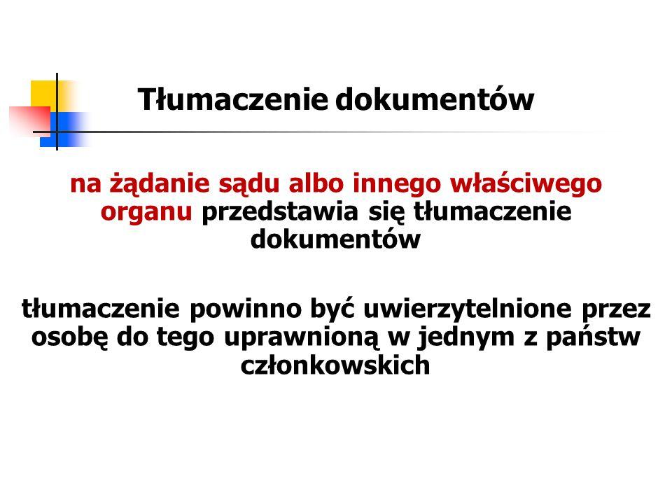 Tłumaczenie dokumentów