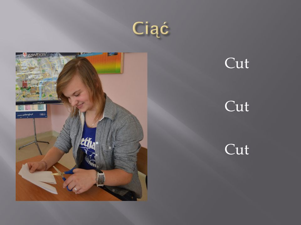 Ciąć Cut