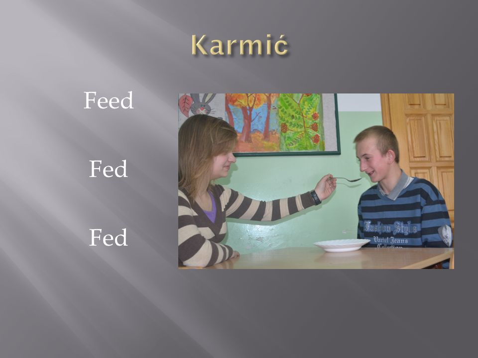 Karmić Feed Fed