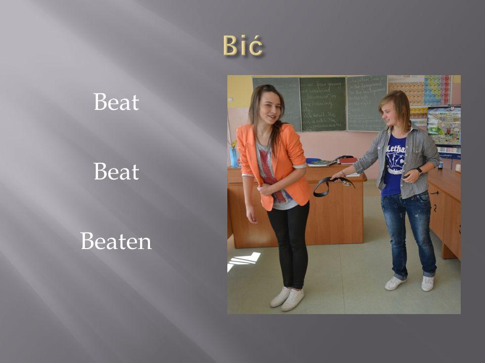Bić Beat Beaten