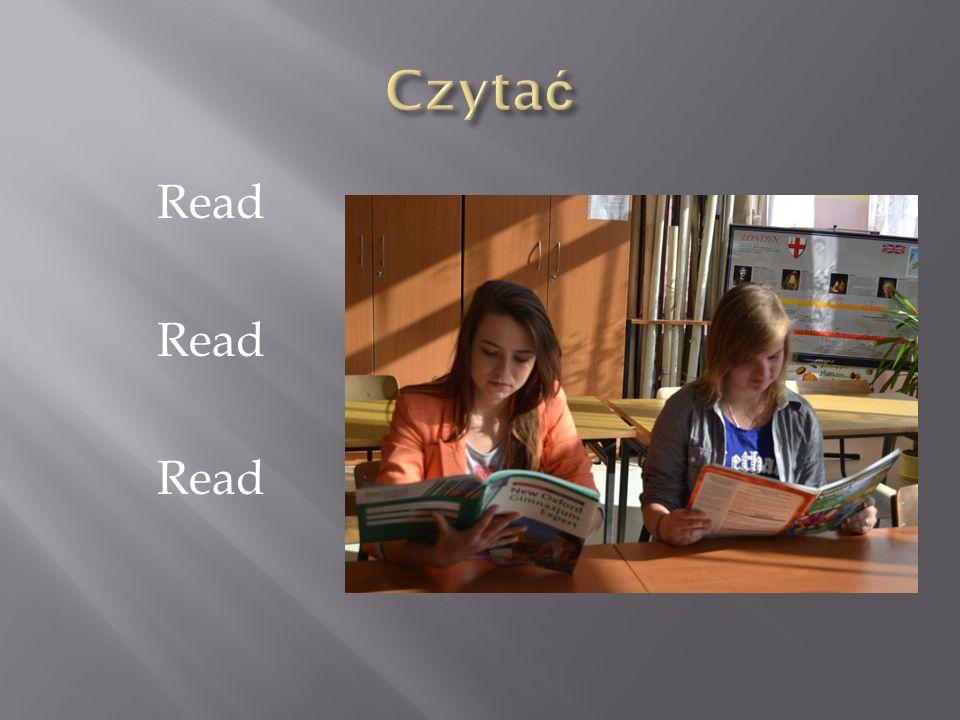 Czytać Read