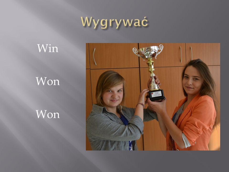 Wygrywać Win Won