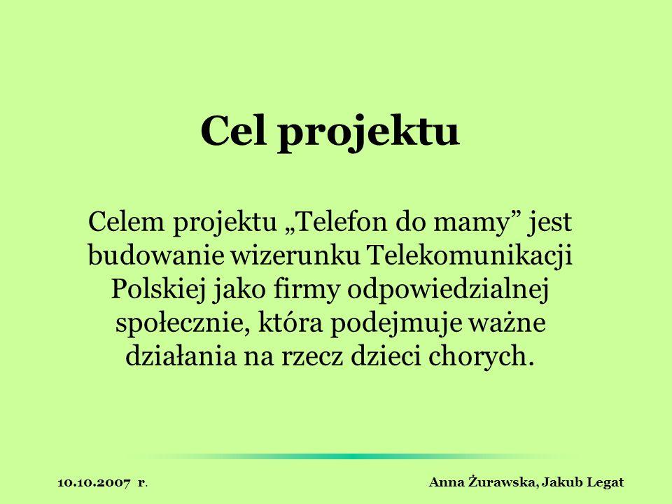 Anna Żurawska, Jakub Legat