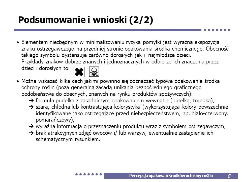 Podsumowanie i wnioski (2/2)