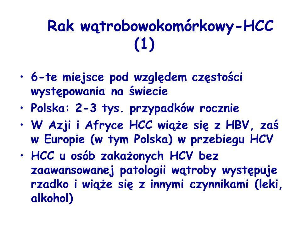 Rak wątrobowokomórkowy-HCC (1)