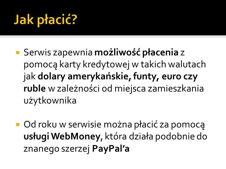 Jak płacić