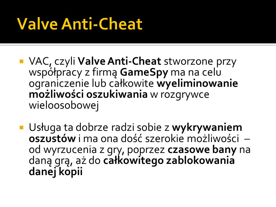 Valve Anti-Cheat