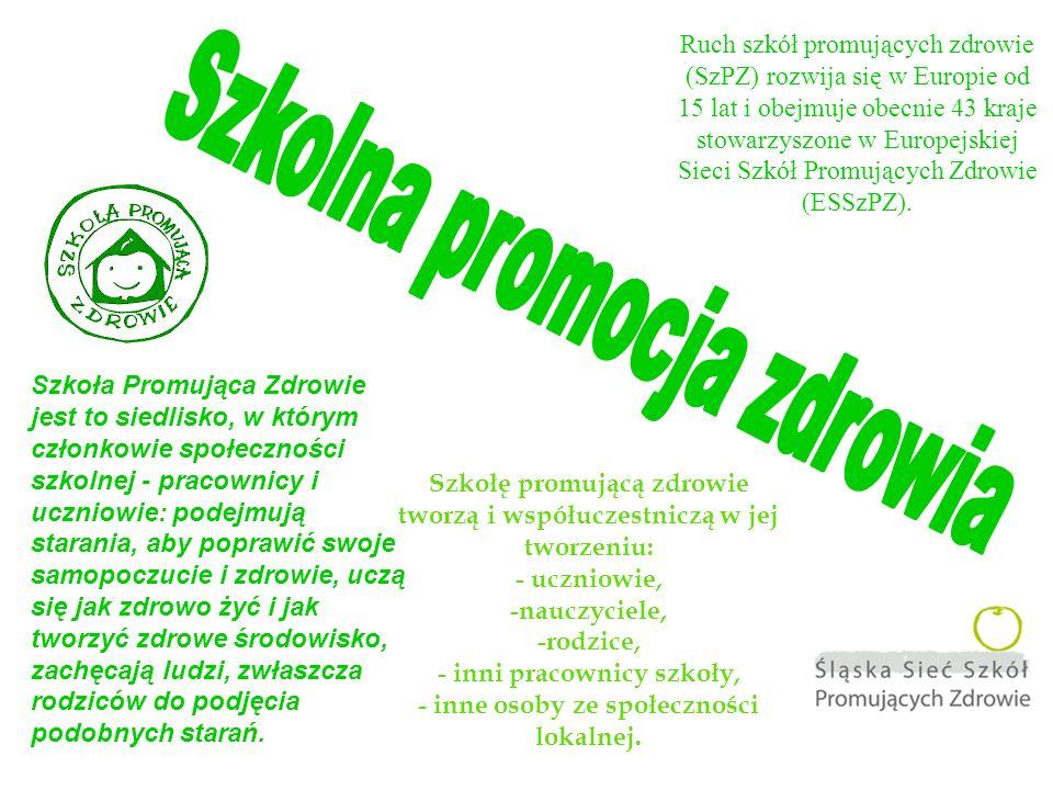 Szkolna promocja zdrowia