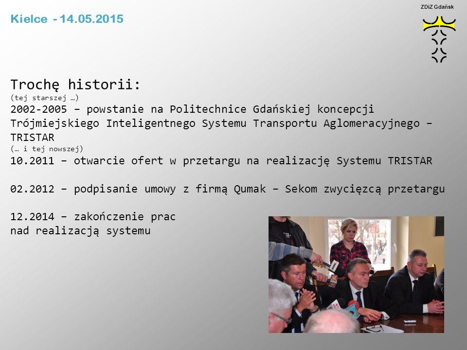 Kielce - 14.05.2015 ZDiZ Gdańsk.