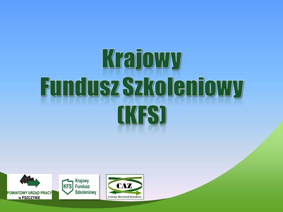 Krajowy Fundusz Szkoleniowy (KFS)