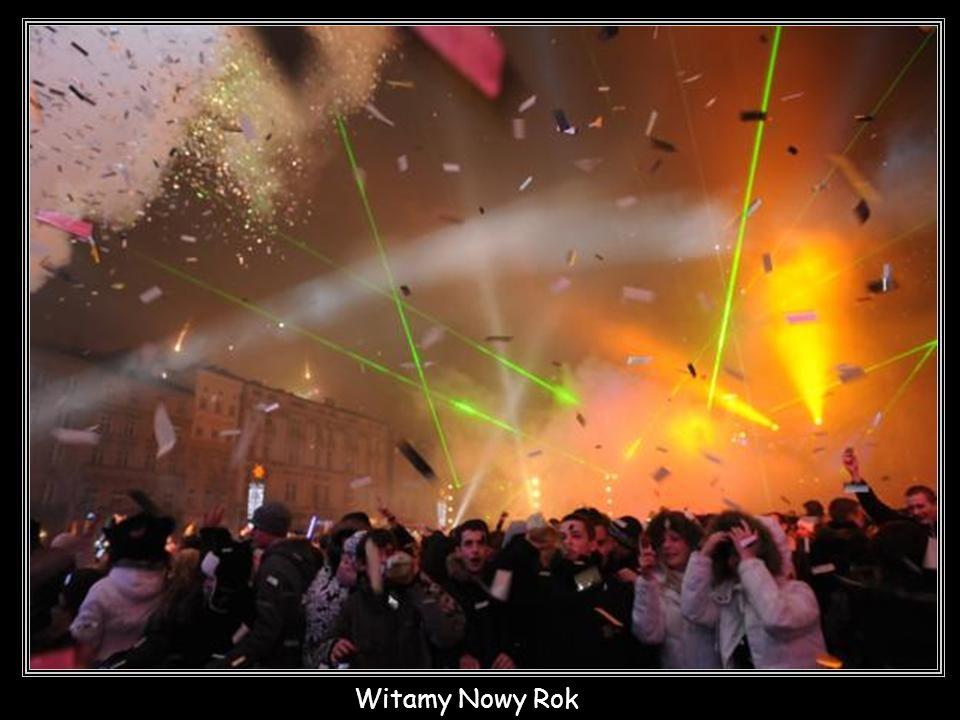 Witamy Nowy Rok