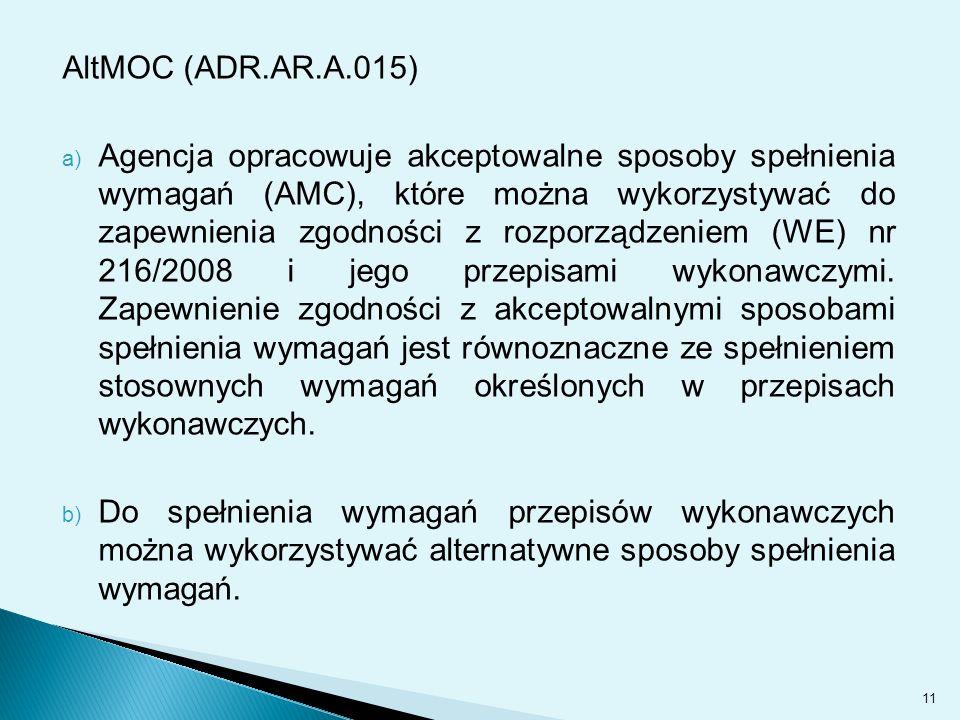 AltMOC (ADR.AR.A.015)