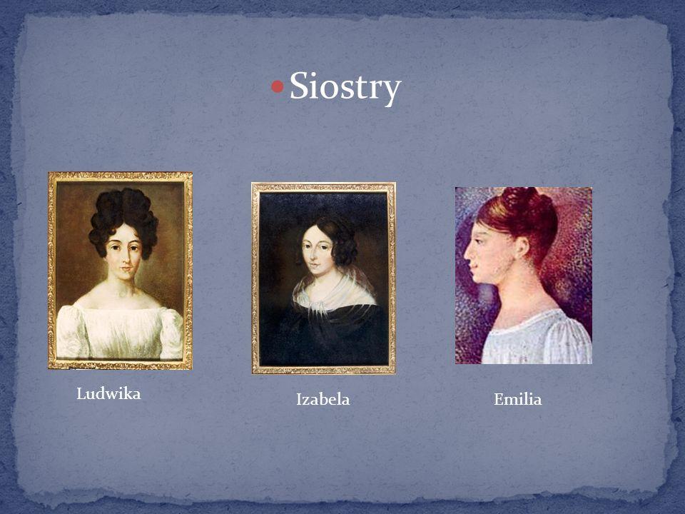 Siostry Ludwika Izabela Emilia