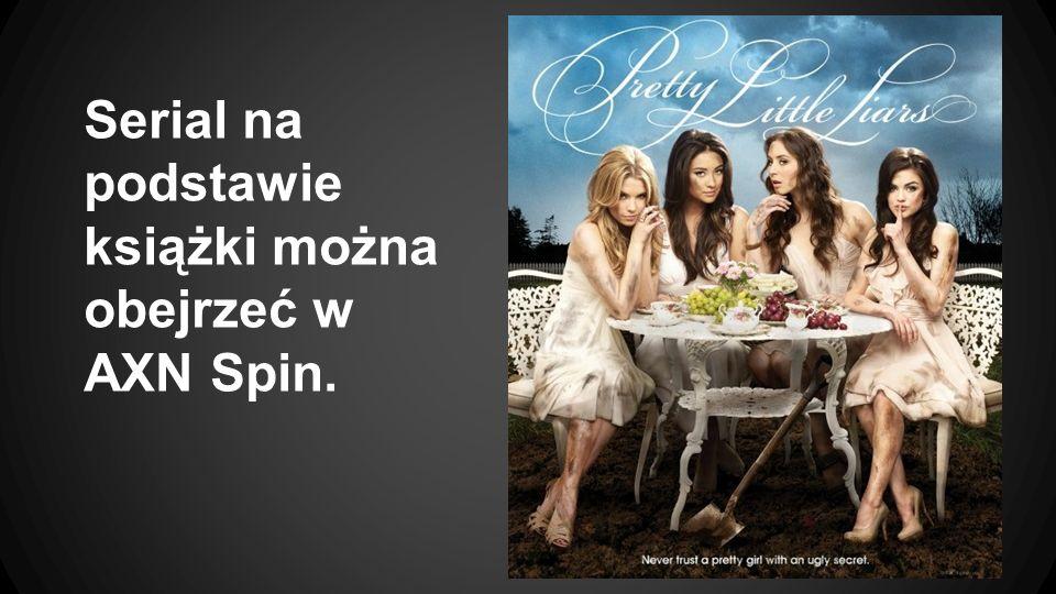 Serial na podstawie książki można obejrzeć w AXN Spin.