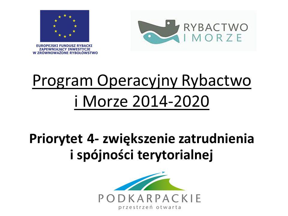 Program Operacyjny Rybactwo i Morze 2014-2020