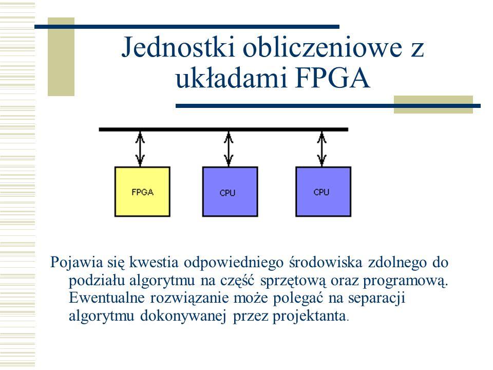 Jednostki obliczeniowe z układami FPGA