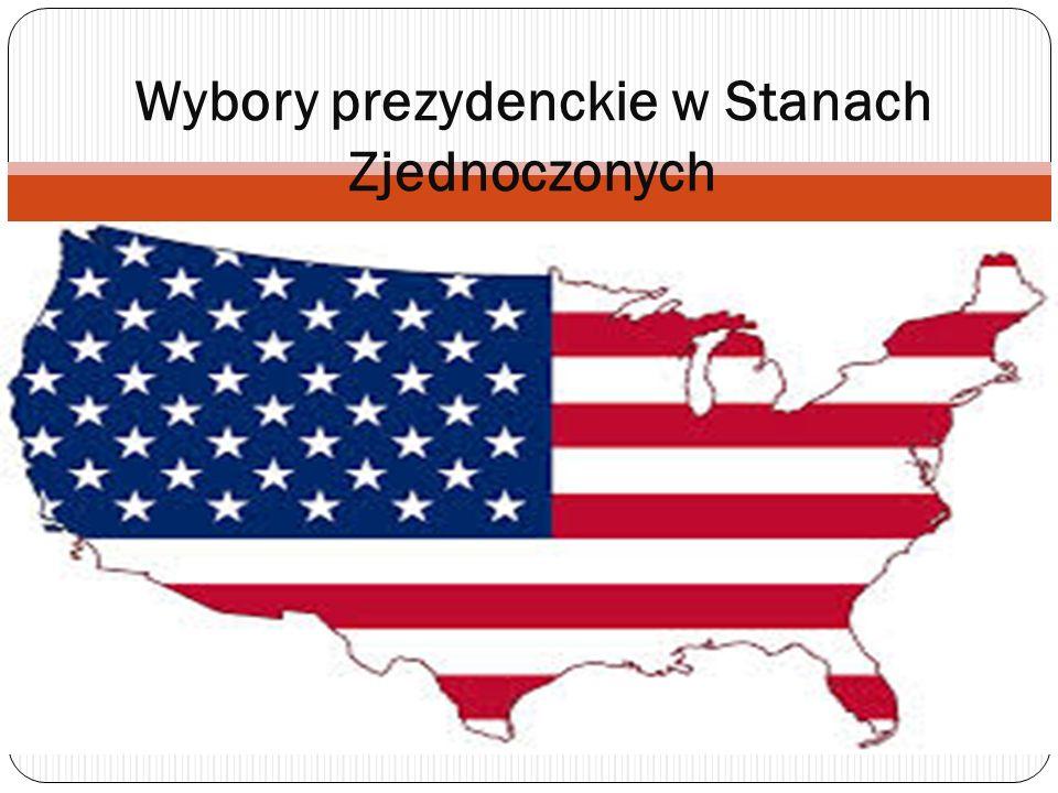Wybory prezydenckie w Stanach Zjednoczonych