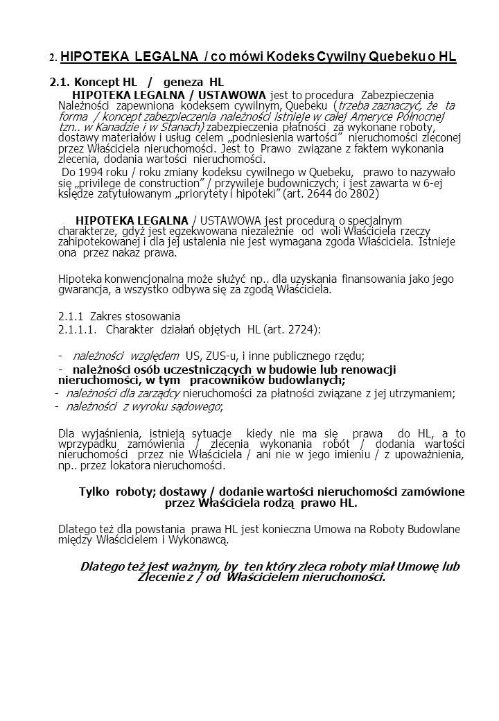 2.1.1.1. Charakter działań objętych HL (art. 2724):