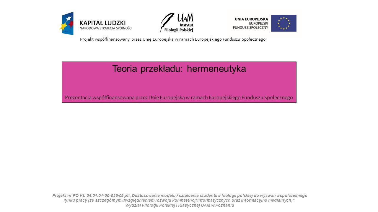 Wydział Filologii Polskiej i Klasycznej UAM w Poznaniu