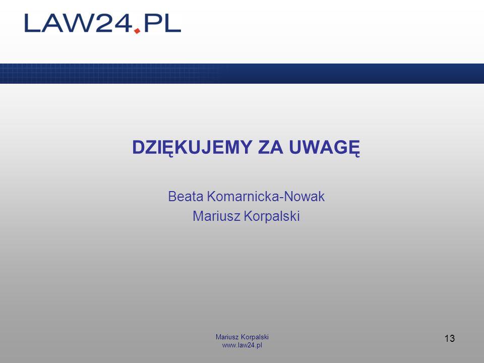 Beata Komarnicka-Nowak