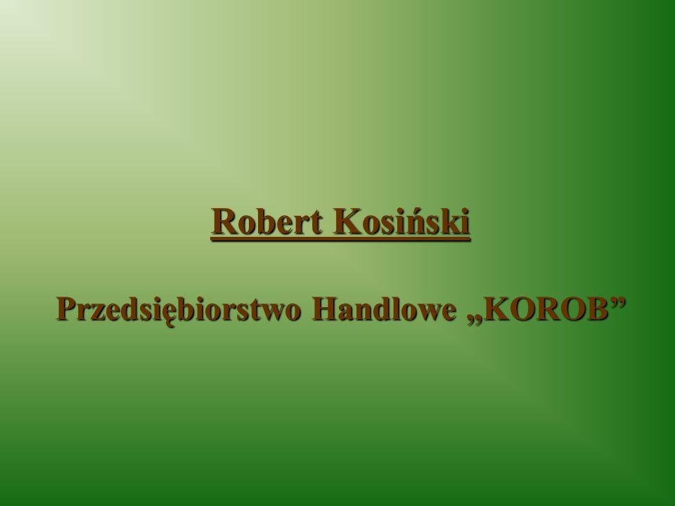 """Przedsiębiorstwo Handlowe """"KOROB"""