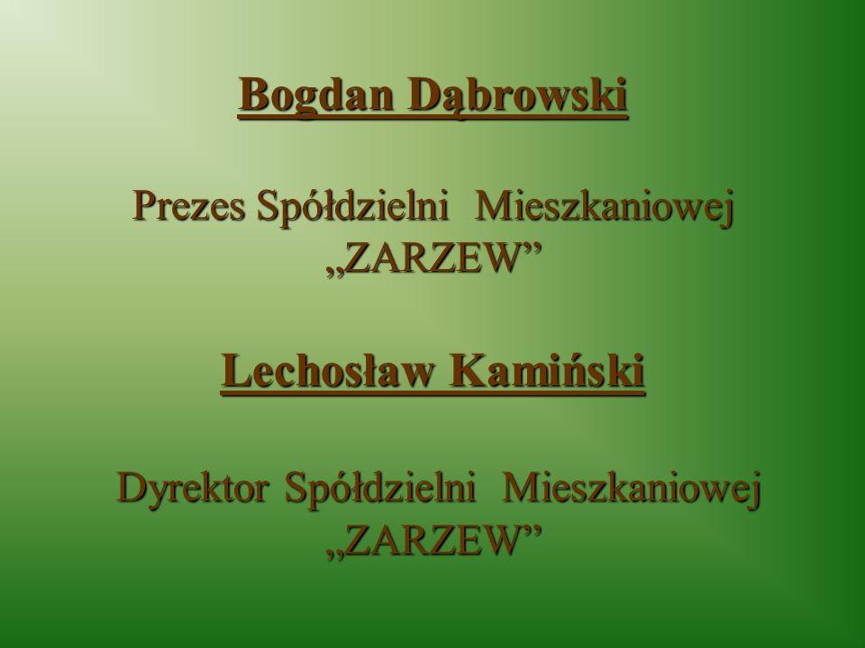 Bogdan Dąbrowski Lechosław Kamiński