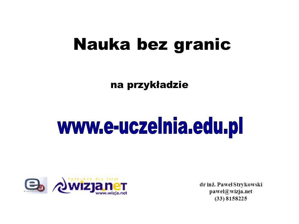 dr inż. Paweł Strykowski