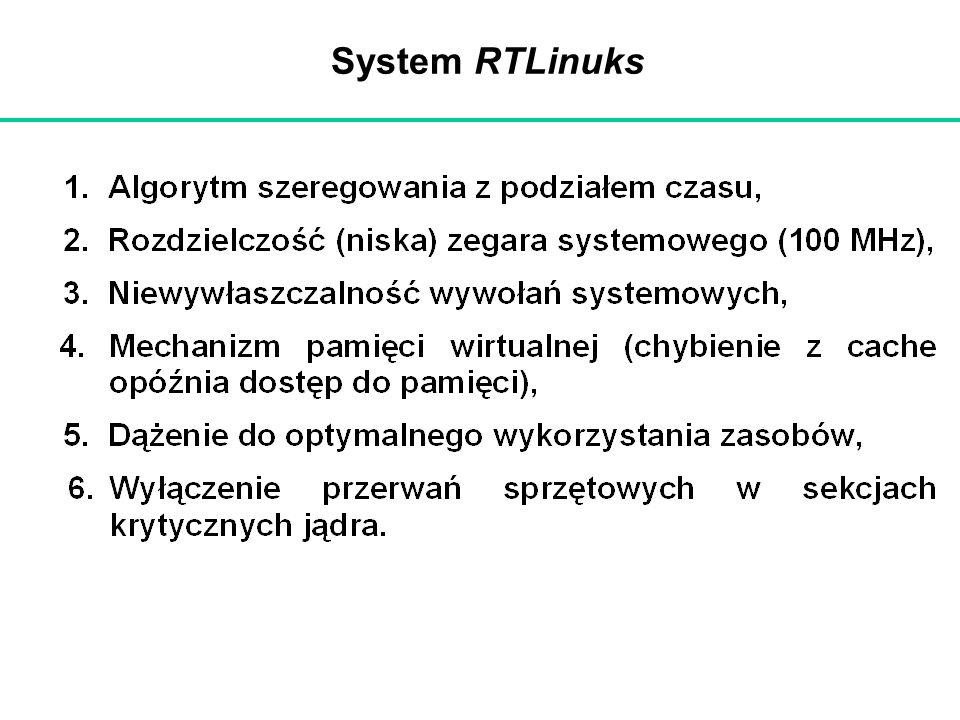 System RTLinuks