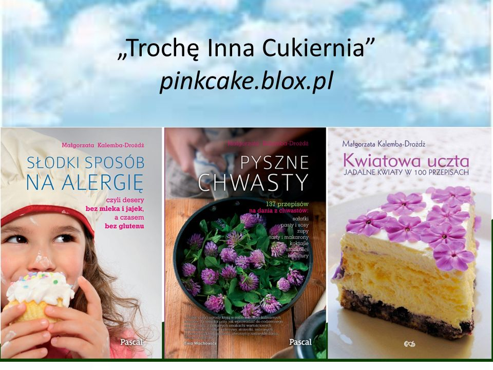 """""""Trochę Inna Cukiernia pinkcake.blox.pl"""