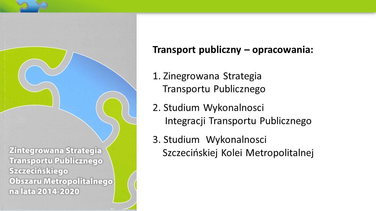 Transport publiczny – opracowania: