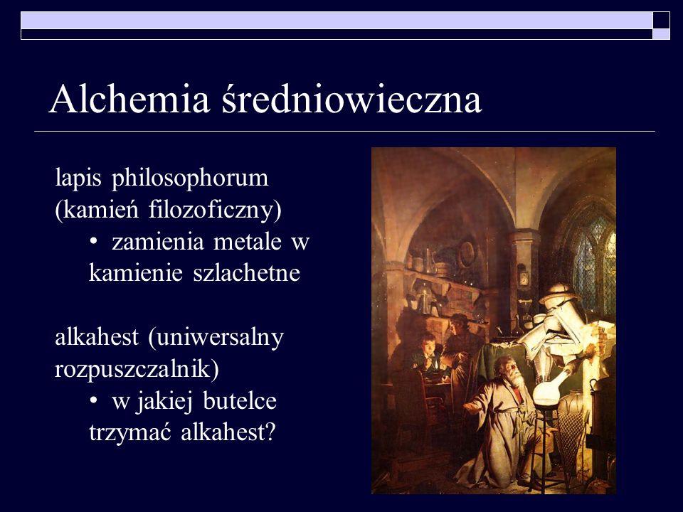 Alchemia średniowieczna