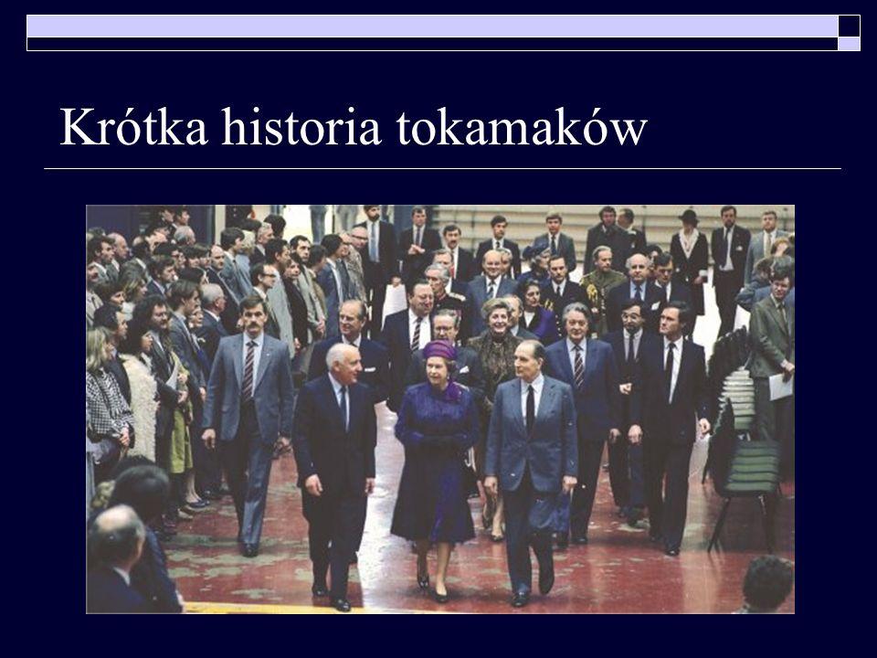 Krótka historia tokamaków