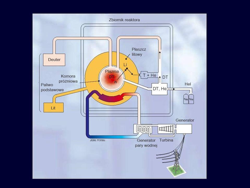 Zagrożenia dla środowiska podczas budowy, a później użytkowania ITERa