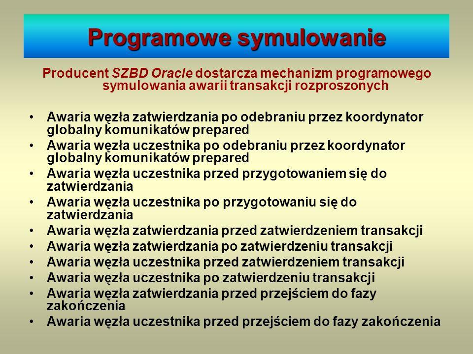 Programowe symulowanie