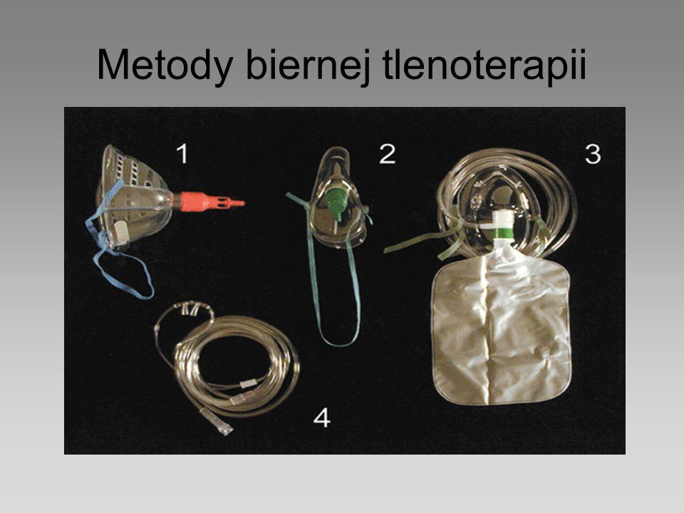 Metody biernej tlenoterapii