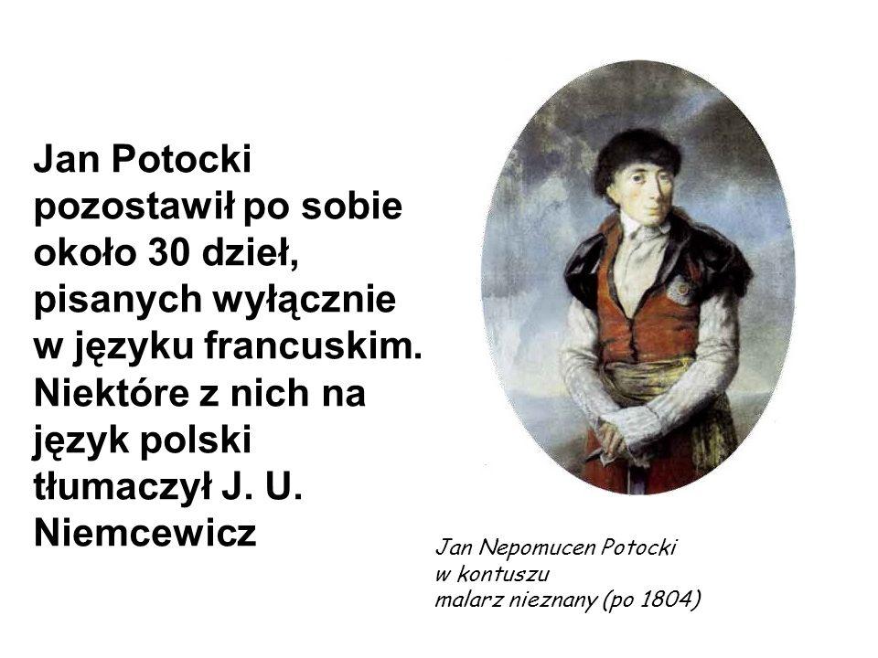 Niektóre z nich na język polski tłumaczył J. U. Niemcewicz