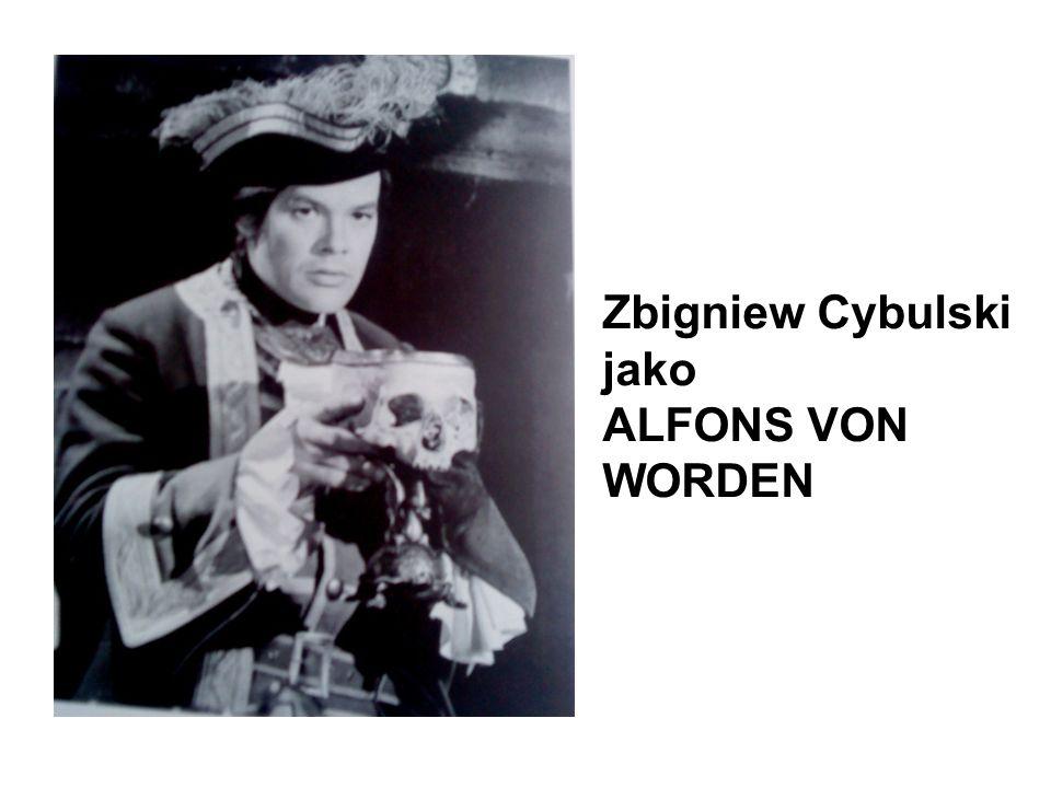 Zbigniew Cybulski jako