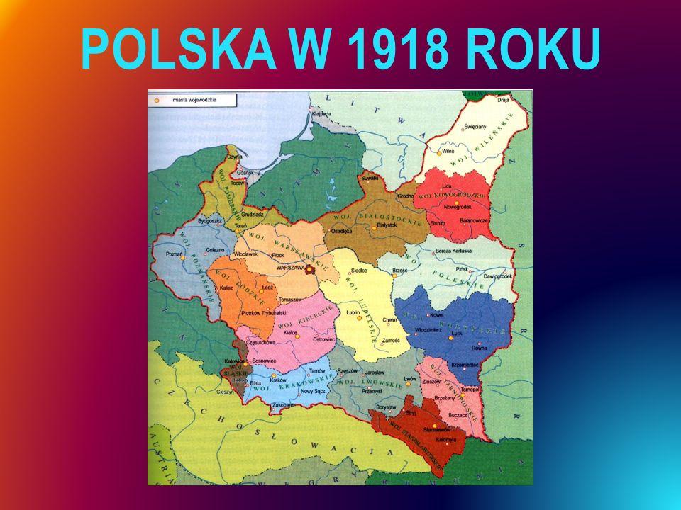 Polska w 1918 roku