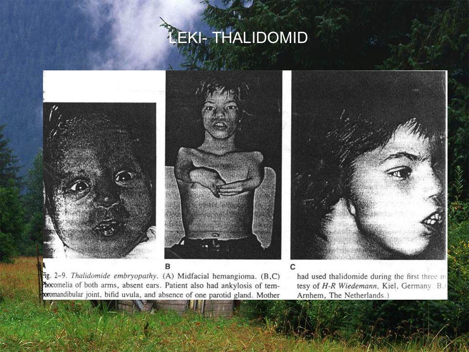 LEKI- THALIDOMID
