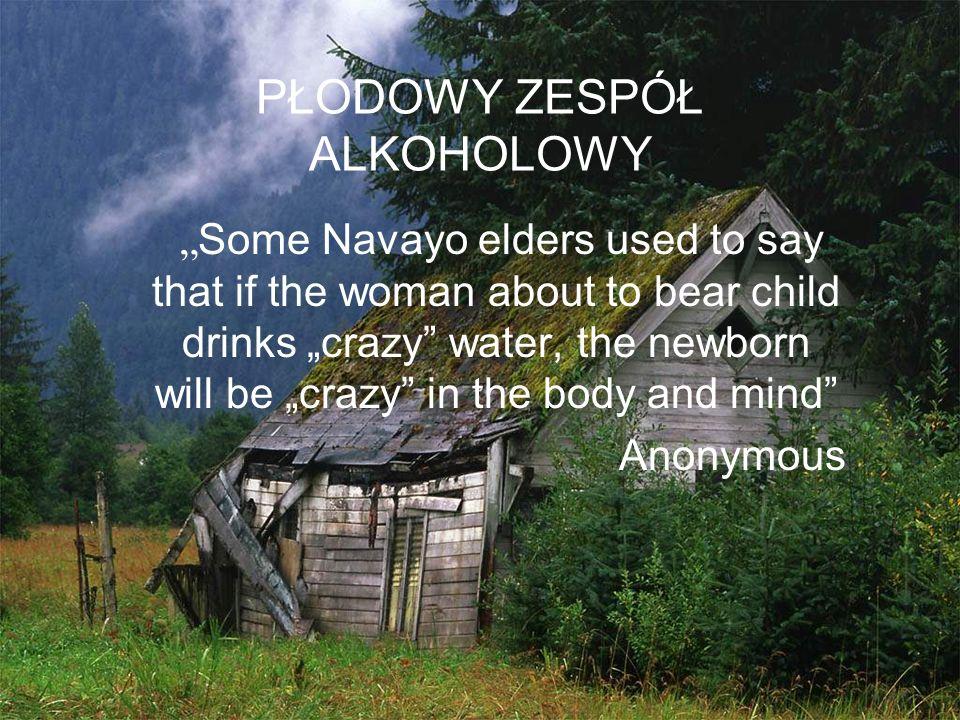 PŁODOWY ZESPÓŁ ALKOHOLOWY