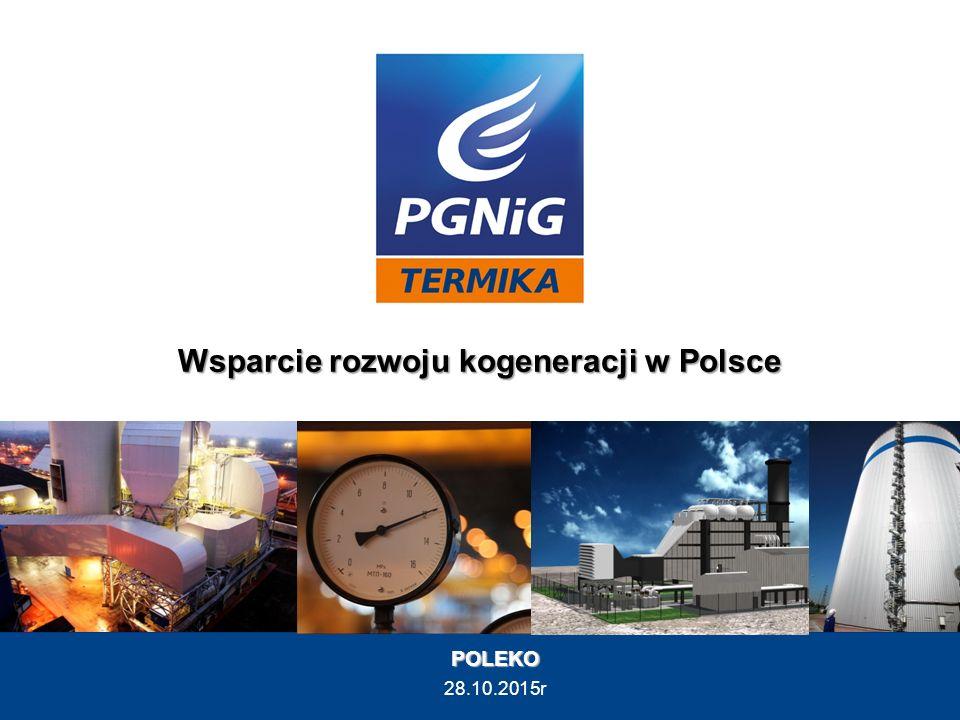 Wsparcie rozwoju kogeneracji w Polsce